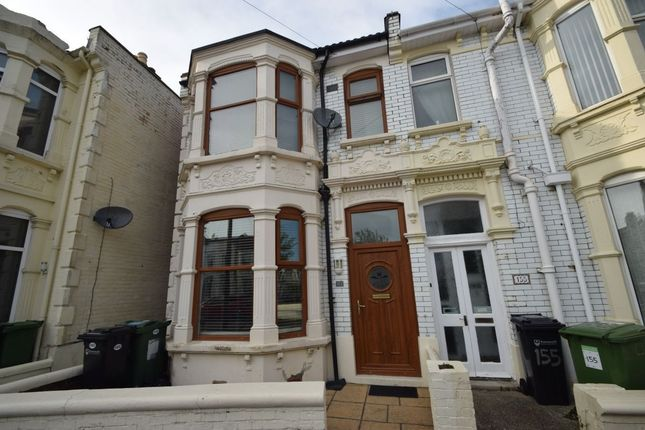 Thumbnail Semi-detached house to rent in Laburnum Grove, Portsmouth