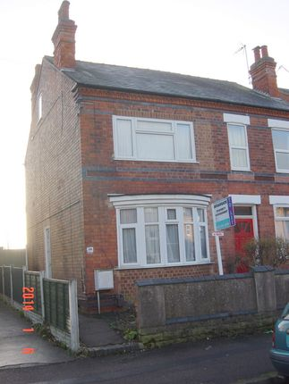 Thumbnail Semi-detached house to rent in Abbey Road, Beeston