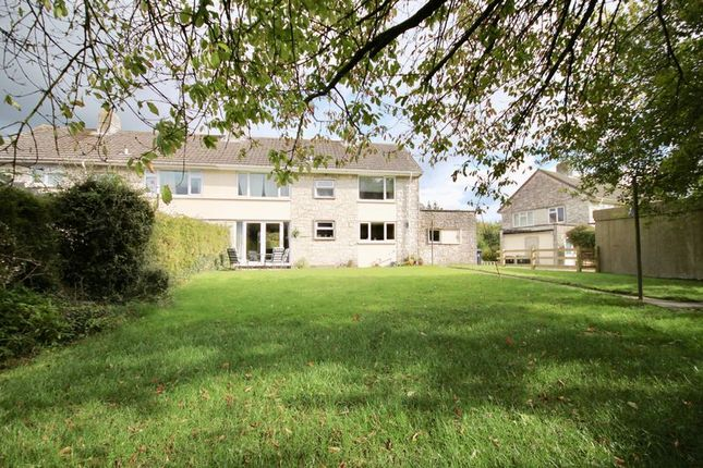 Thumbnail Semi-detached house for sale in Came View Close, Dorchester