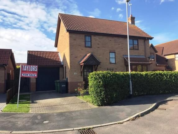 4 bed detached house for sale in Tinkers Lane, Sawtry, Huntingdon, Cambridgeshire