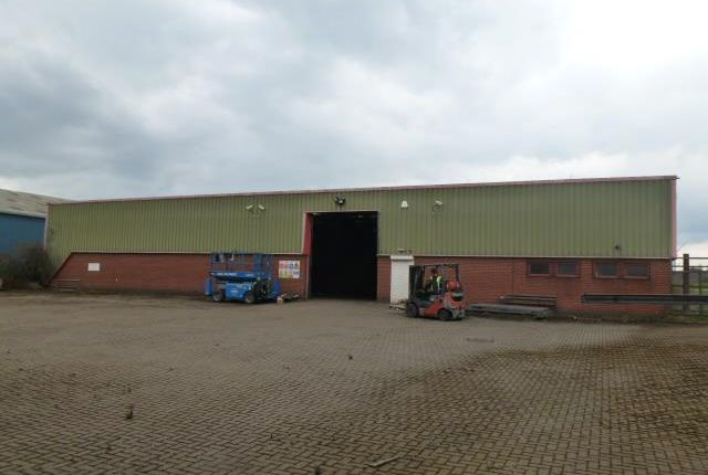 Thumbnail Light industrial to let in Unit 1, First Avenue, Flixborough Industrial Estate, Scunthorpe, North Lincolnshire