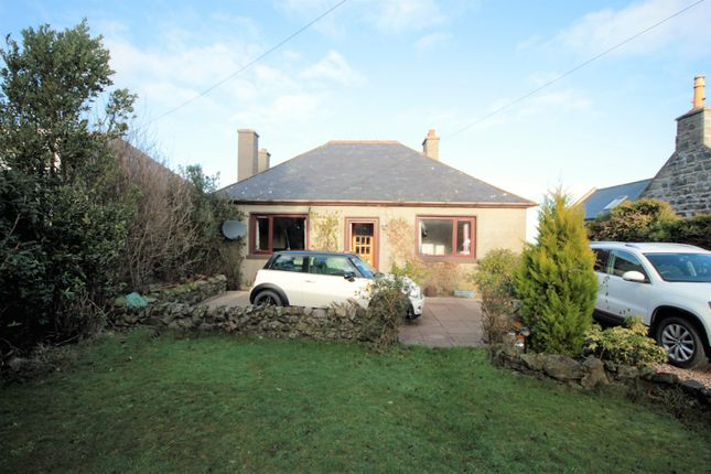 Thumbnail Detached bungalow for sale in New Aberdour, Fraserburgh