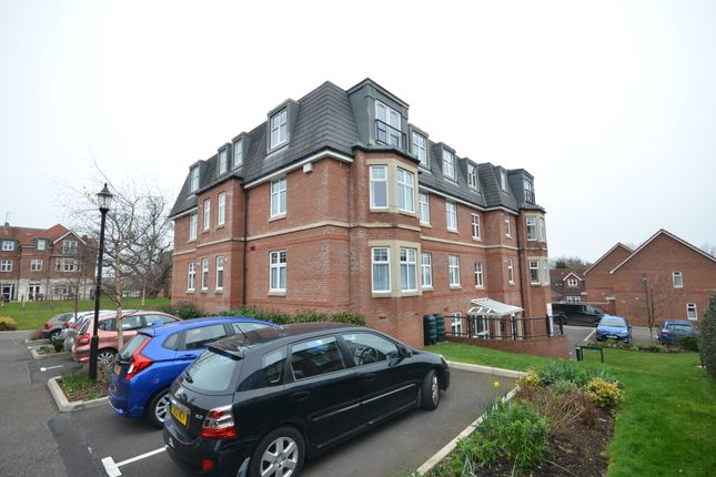Thumbnail Flat for sale in 68 Sherford Lodge, Blagdon Village, Taunton, Somerset