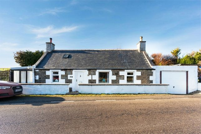 Thumbnail Detached bungalow for sale in Skatebrae Cottage, Rothienorman, Inverurie, Aberdeenshire