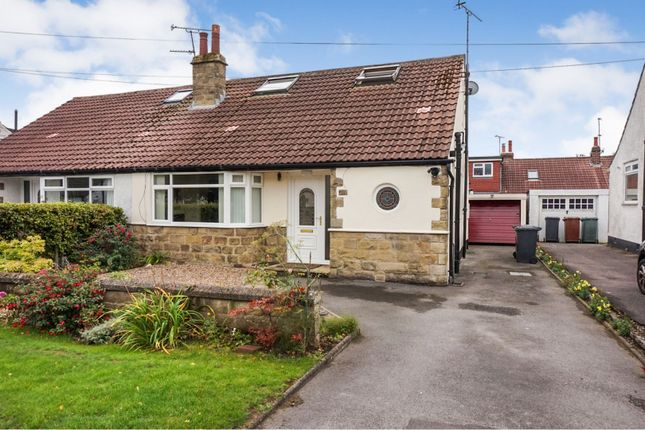 Thumbnail Bungalow for sale in The Rowans, Leeds