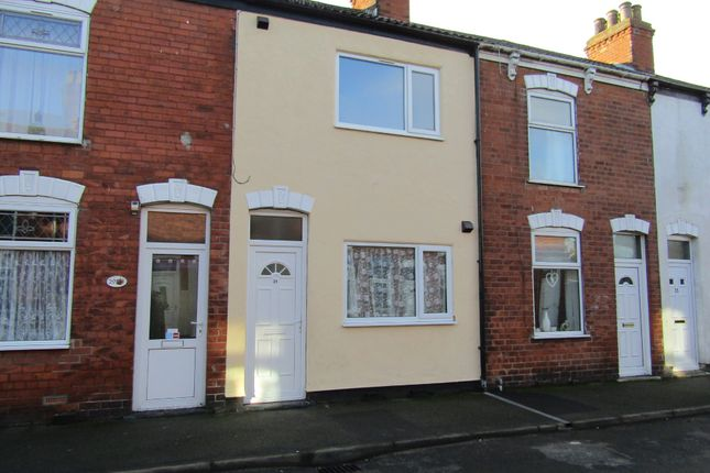 Thumbnail Terraced house to rent in Gray Street, Goole