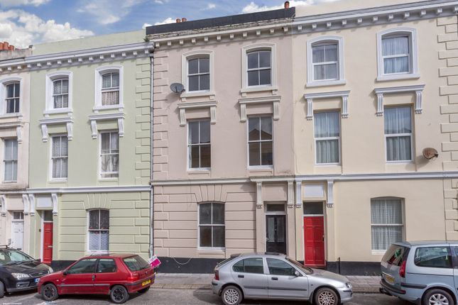 Thumbnail Terraced house to rent in Wyndham Street West, Plymouth