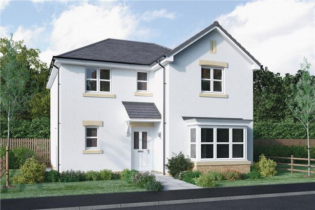 "Thumbnail Detached house for sale in ""Lamont"" at Mcdonald Street, Dunfermline"