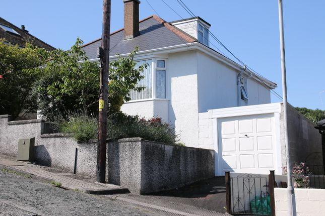 Thumbnail Detached bungalow for sale in Valley View Road, Higher Compton, Plymouth