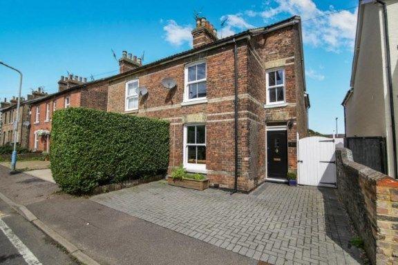 Thumbnail Semi-detached house for sale in Albert Road, Tonbridge, Kent