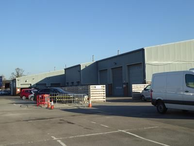 Light industrial to let in Broadway North/Headquarters Road, West Wilts Trading Estate, Westbury