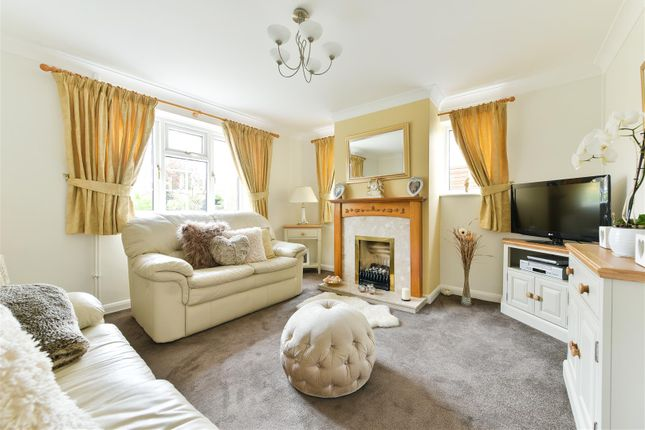 Thumbnail Semi-detached house for sale in Mead Avenue, Salfords, Redhill