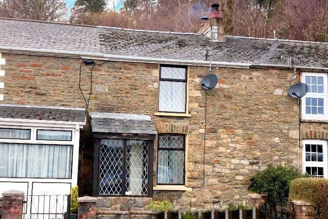 Balcony of Brunant Cottages, Aberbeeg, Abertillery NP13