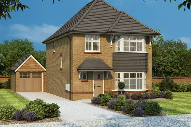 Thumbnail Detached house for sale in Kiln Road, Thundersley, Benfleet, Essex