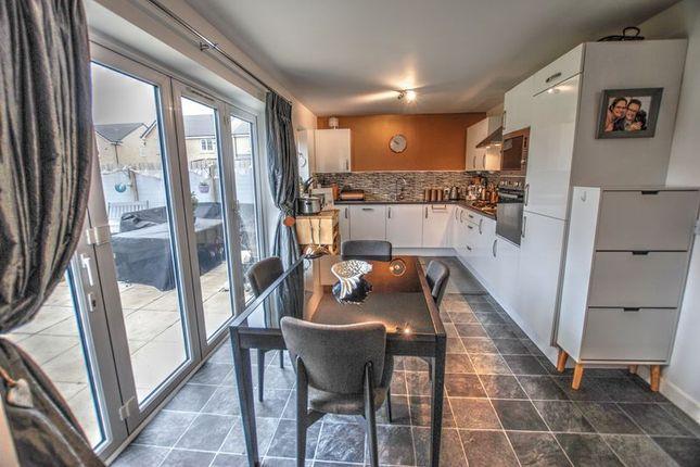Thumbnail Detached house for sale in Ponteland Square, Crofton Grange Estate, Blyth