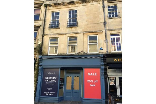Thumbnail Retail premises to let in 3, Burton Street, Bath, Somerset, UK
