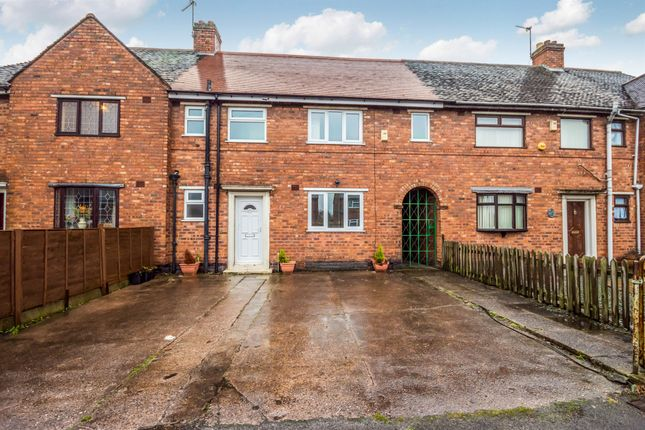 Thumbnail Terraced house for sale in Hughes Road, Wednesbury