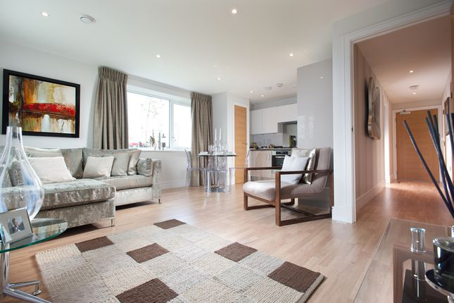 Thumbnail Flat for sale in Plot 4, Voyager Place, Staines-Upon-Thames