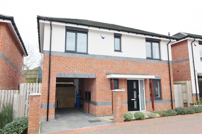 Thumbnail Detached house for sale in Chapman Close, Sheffield