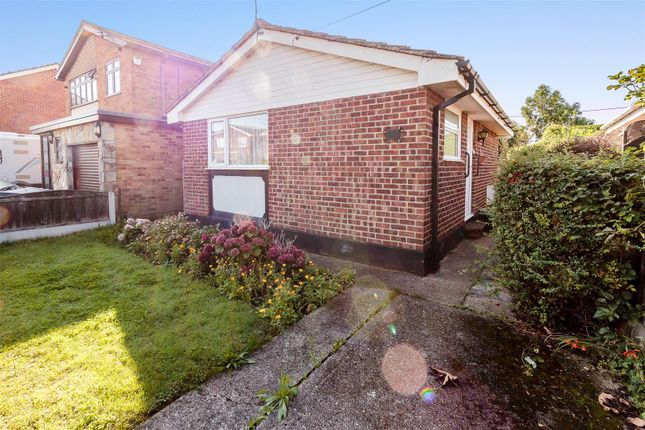Thumbnail Detached bungalow for sale in Waarem Avenue, Canvey Island