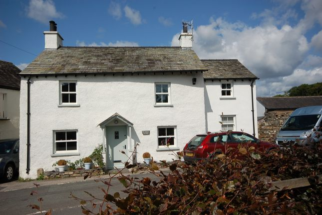 Thumbnail Detached house for sale in Way Green Cottage, Bouth, Nr Ulverston