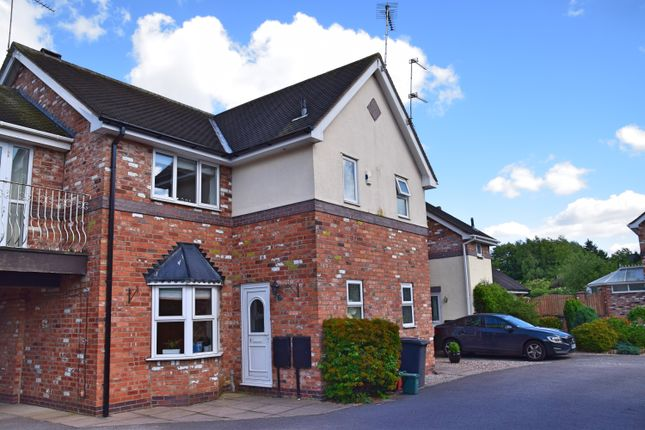 Thumbnail Mews house to rent in Waterside Close, Madeley, Crewe