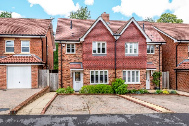 Thumbnail Semi-detached house for sale in Woodlark Place, Four Marks, Alton