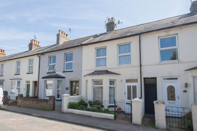 Thumbnail Terraced house for sale in Blenhiem Road, Deal