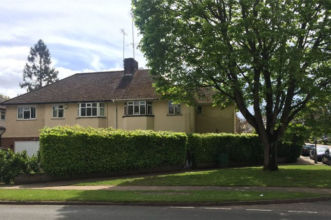 Thumbnail Semi-detached house for sale in Beech Road, St. Albans, Hertfordshire