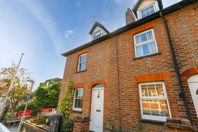 Thumbnail Terraced house to rent in Quakers Hall Lane, Sevenoaks