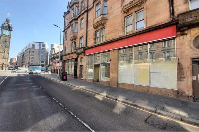 Thumbnail Retail premises to let in 19 Saltmarket, Glasgow