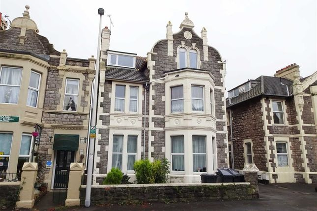 Thumbnail Flat to rent in Walliscote Road, Weston-Super-Mare