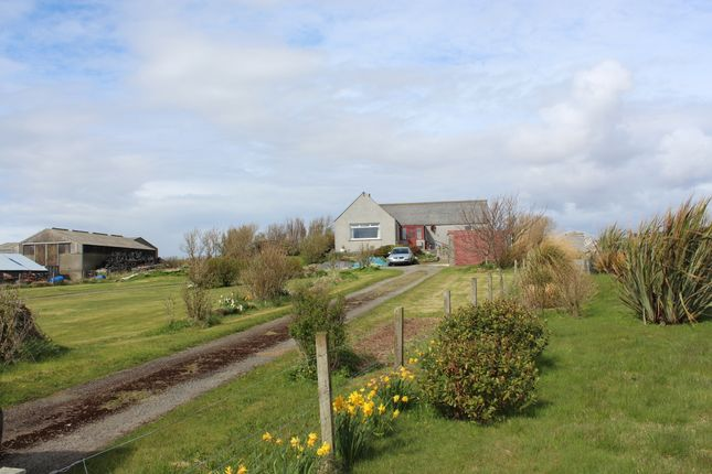 Thumbnail Bungalow for sale in Harray, West Mainland