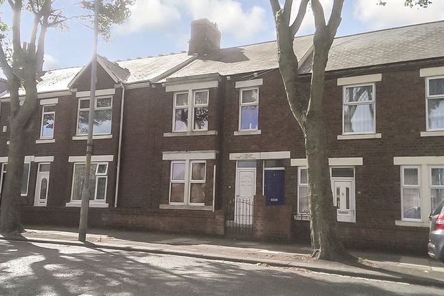 Thumbnail Flat to rent in Ridge Terrace, Bedlington