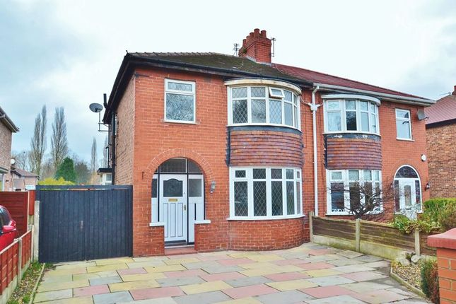 3 bed semi-detached house for sale in Liverpool Road, Eccles, Manchester
