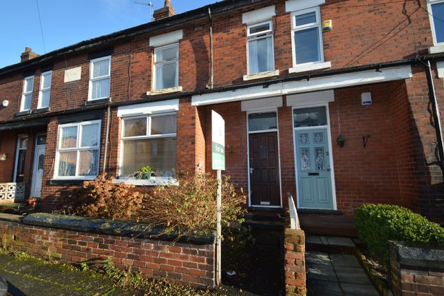 4 bed terraced house for sale in Randlesham Street, Prestwich, Manchester