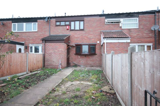 Thumbnail Terraced house to rent in Church Lane, Aston