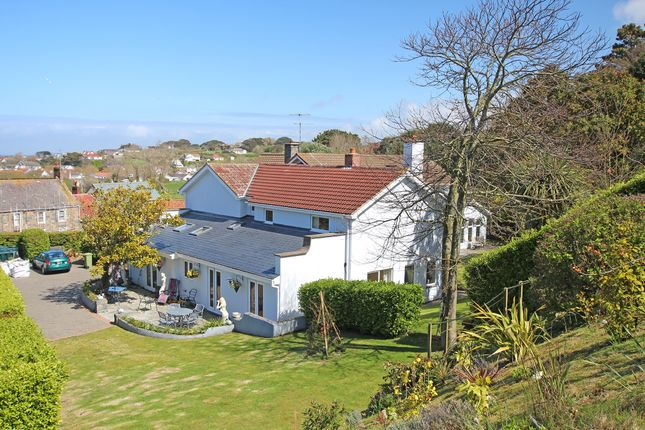 Thumbnail Detached house for sale in Rue Des Fries, Castel, Guernsey