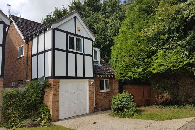 Thumbnail Detached house for sale in Holly Close, Worthing
