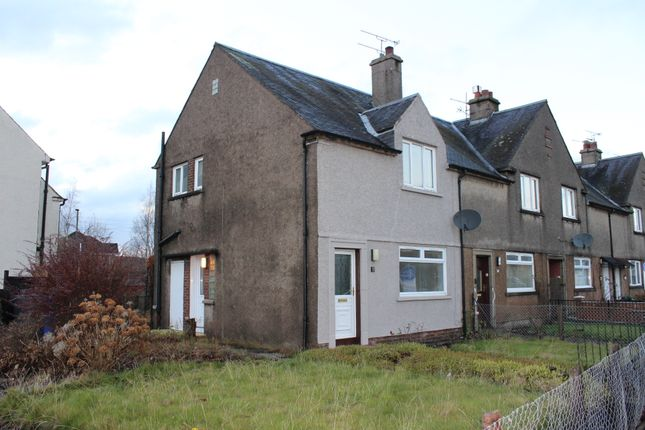 Thumbnail End terrace house to rent in Strathmore Drive, Stirling