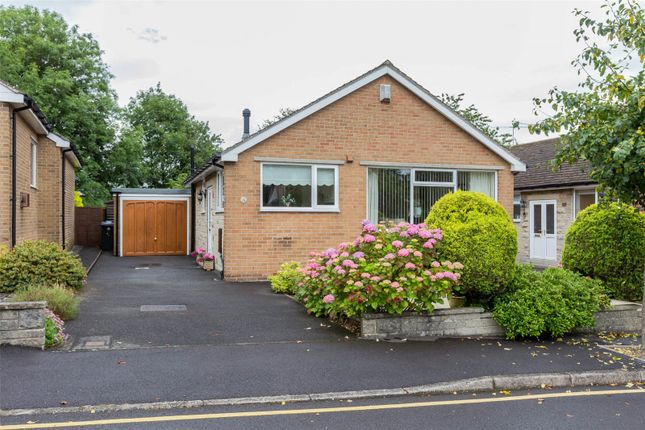Thumbnail Detached bungalow for sale in Huntley Grove, Ecclesall, Sheffield