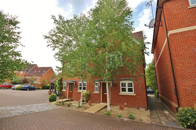 Thumbnail Semi-detached house to rent in Little Court, Wolage Drive, Grove, Wantage