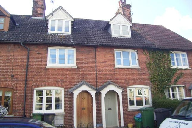 Thumbnail Terraced house to rent in Church Way, Hungerford, 0Ju.