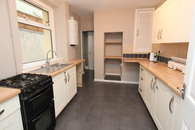 Kitchen of Station Street, Barry, Vale Of Glamorgan CF63