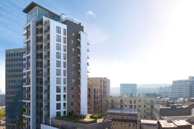 Thumbnail Flat for sale in Woolwich High Street, London
