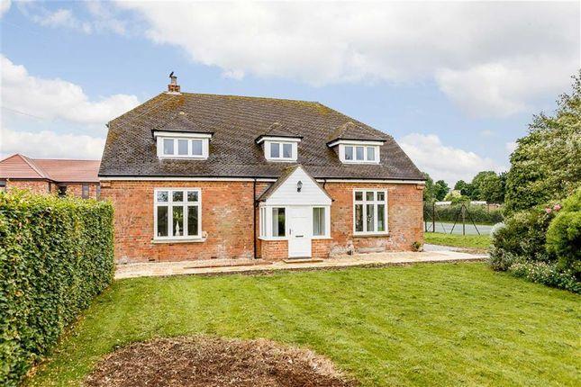 Thumbnail Farmhouse for sale in Newark Farm House, Hempsted, Gloucester