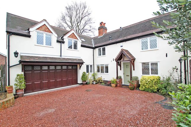 Thumbnail Cottage for sale in Sandfield Road, Arnold, Nottingham