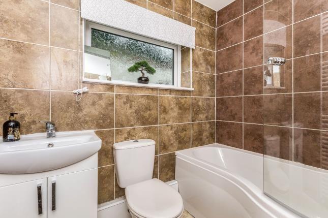 Bathroom of Tanybryn, Mountain Ash, Rhondda Cynon Taff CF45