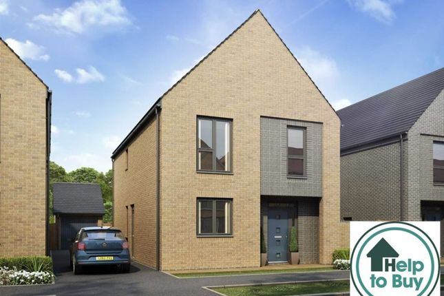 Thumbnail Detached house for sale in The Harmony, Meaux Rise, Kingswood, Hull