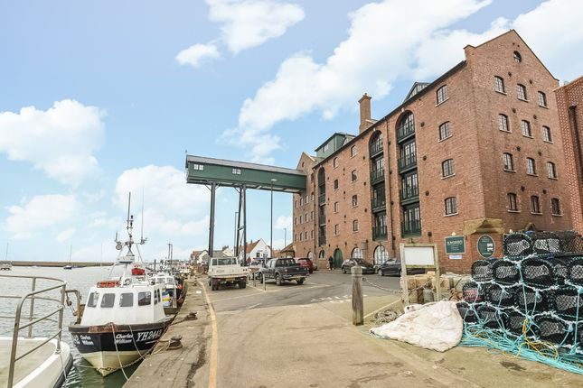Thumbnail Flat for sale in The Quay, Wells-Next-The-Sea